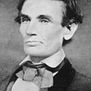 Abraham Lincoln Art Print by Unknown