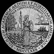 Academy Of Arts & Sciences Art Print