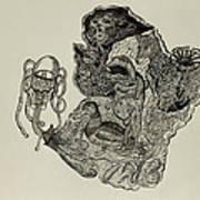 Aesop's Fables  Art Print by Nickolas Kossup