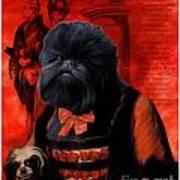 Affenpinscher Art By Nobility Dogs Art Print