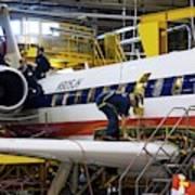 Aircraft Maintenance Art Print