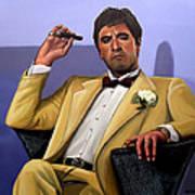 Al Pacino Print by Paul Meijering
