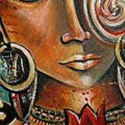 Ancient Spirit Wisdom Art Print