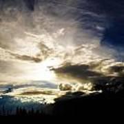Andean Cloudwork Print by Tyler Lucas