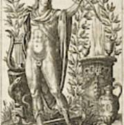 Apollo Pythias, The Greek God Art Print