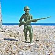 Army Man  Art Print