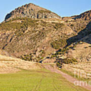 Arthur's Seat  Edinburgh  Scotland Art Print