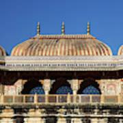 Asia, India Amber Palace Art Print