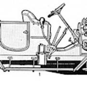 Automobile, C1905 Art Print