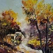 Autumn 673121 Art Print