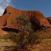 Ayers Rock Art Print