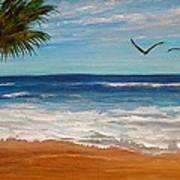 Bahama Breeze Art Print