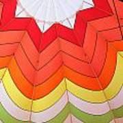 Balloon Fantasy 15 Art Print