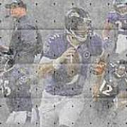 Baltimore Ravens Team Art Print