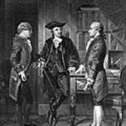 Baron De Kalb (1721-1780) Art Print