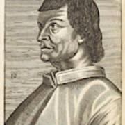 Bartolommeo De Sacchi Known Art Print