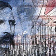 Battle Of Gettysburg Tribute Day Two Art Print