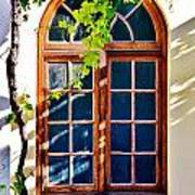 Bay Window Art Print