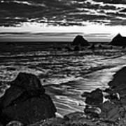 Beach 17 Art Print