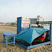 Beaches 1 Art Print