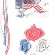 Beauty Of Freedom Art Print
