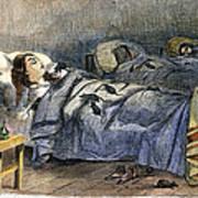Bellevue Hospital, 1860 Art Print
