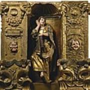 Berruguete, Alonso 1480-1561 Art Print