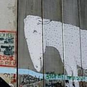 Bethlehem Separation Wall Art Print