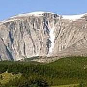 Big Horn Mountains  Art Print