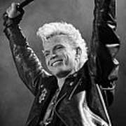 Billy Idol Art Print