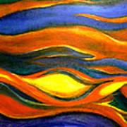 Bindu Art Print