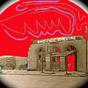 Birdcage Theater Number 2 Tombstone Arizona C.1934-2009 Art Print
