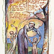 Blake: Songs Of Experience Art Print