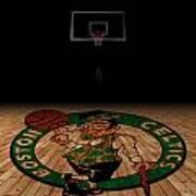 Boston Celtics Art Print