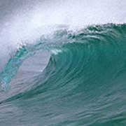 Breaking Wave North Shore Hawaii Art Print