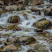 Bridalveil Creek Yosemite Art Print