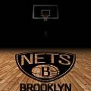 Brooklyn Nets Art Print