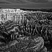 Bryce Canyon 7 Art Print