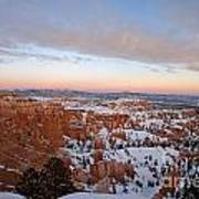 Bryce Canyon National Park Utah Art Print