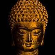Buddha Portrait Art Print