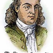 Button Gwinnett (1735-1777) Art Print