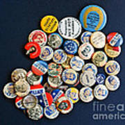 Buttons Art Print by Gwyn Newcombe