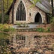 Callaway Gardens Chapel-pine Mountain Georgia Art Print
