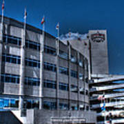 Camp Randall Stadium Art Print