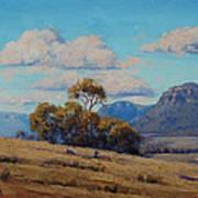 Capertee Valley Australia Art Print