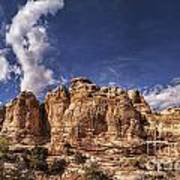 Capitol Reef National Park Utah Usa Art Print