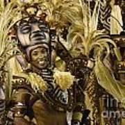 Carnival Rio De Janeiro 30 Art Print