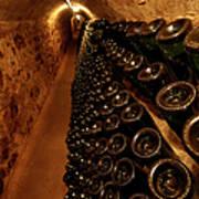 Catalonia Wine Region Cellars Art Print
