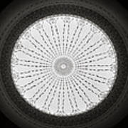 Ceiling Dome Art Print