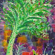 Celery Tree Art Print